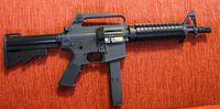 (今さらながら)COLT 9mm CARBIN M635