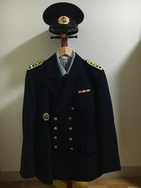 東ドイツ海軍本部付法務兵曹長