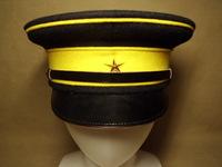 明治三十八年式軍帽(黄)