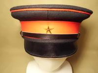 明治三十八年式軍帽(赤)