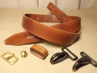 百式機関短銃用負革 革スリング