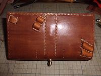 騎兵弾薬盒 製作レポ2