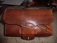 騎兵弾薬盒 製作レポ3