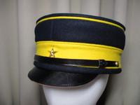 明治十九年式軍帽(二種帽) 下士兵卒