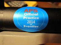 フロンティアさん主催APSハンドガン公式練習会