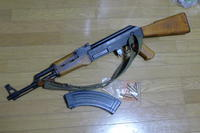 AK47モデルガンがリバイバル!