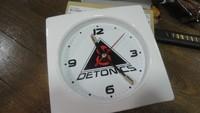 デトニクスの時計!
