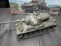 61式戦車・完成?