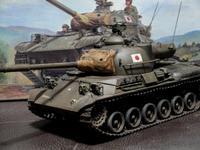 61式戦車を、、