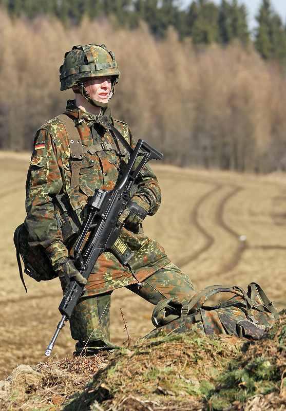 西ドイツ軍 装備|クラウツの日記 -