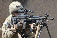 激レア M249軽機関銃用パーツ入荷しました。