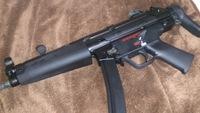 MP5初速調整