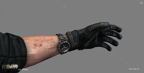Escape from Tarkov / traser TYPE6 MIL-G Automatic PRO