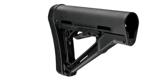 マグプル CTR カービン ストック ミルスペック ブラック | Magpul CTR Carbine Stock Mil-Spec BLK