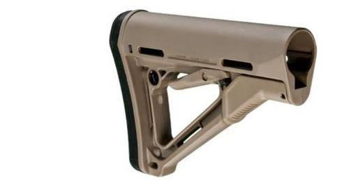 マグプル CTR カービン ストック ミルスペック FDE | Magpul CTR Carbine Stock Mil-Spec FDE