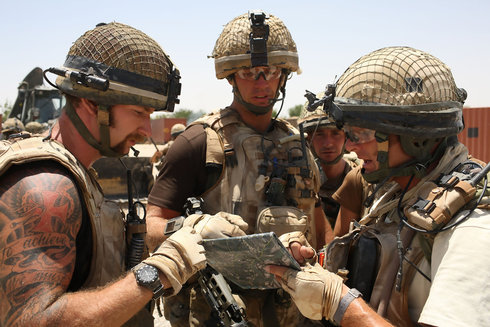 Parachute Regiment / BK STORM PRO