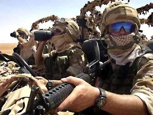 Royal Marines / BK STORM PRO