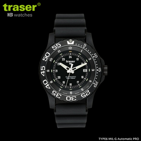 traser TYPE6 MIL-G Automatic PRO