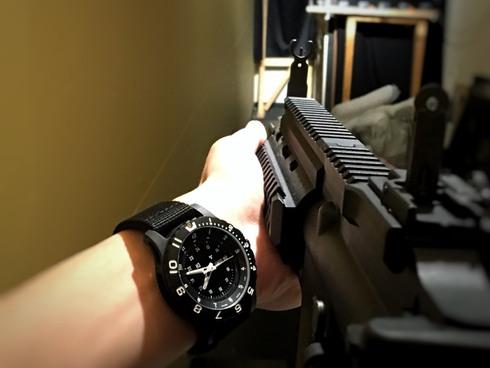 鈴木の腕 / HK416C
