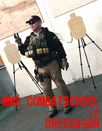 DRESS&GUN☆MMS.COMBATSCHOOL in Dress&Gun☆