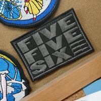 DRESS&GUN☆556!FIVE FIVE SIXワッペン入荷しました!☆