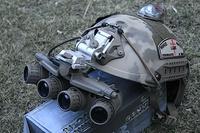 更に今更・・・OPS-CORE maritime のヘルメット(FMA)