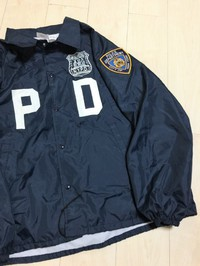 NYPD Old Style レイドジャケット!