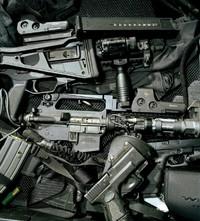 USMS放出品!SUREFIRE M962 KIT01