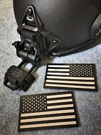US FLAG IR PATCHES!
