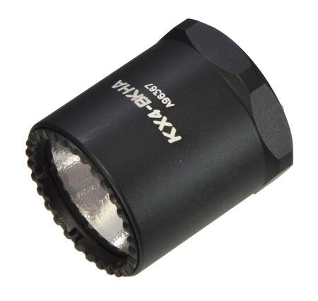 シュアファイア社製 LED交換ヘッド KX4