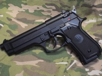 SⅡS 固定ガスガン M9ミリタリー ①