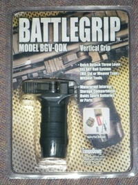 TANGODOWN Battle Grip QD Short