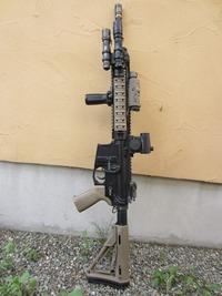 次世代M4 SOCOMカスタム♪