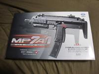MP7A1 ガスブローバック♪