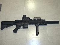 VFC HK416 お色直し(__;)