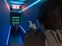XTS105 ターゲットシステムのモード紹介 SHOT TIMER