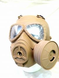 防護マスク被ってみませんか???