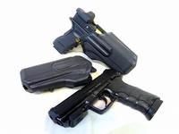銃がいくつあってもこれ一つで充分? BHI実物新型ホルスター