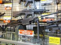 【サマーセール】特価 機関銃