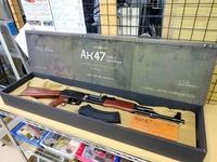 【販売中!】新製品 次世代AK47!