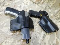 銃の数だけホルスターを買うのは大変、そんなときの救世主!
