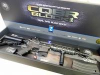 【新製品】マルイ新型GBB <CQBR> 入荷しました!