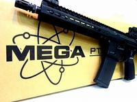 【新製品】KSC MegaArms MKM CQBバージョン入荷しました!