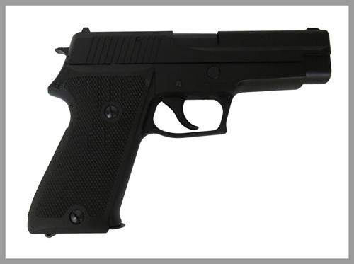 9mm拳銃右