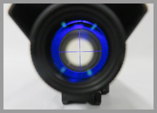 DELTAScopeイルミ青