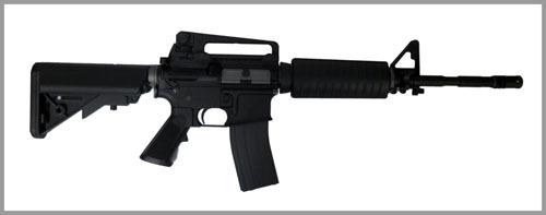 M4A1GBBV2右