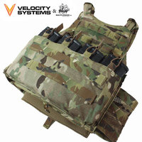 実物装備 VelocitySystems Quad 5.56 SwiftClip Placard