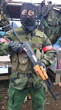 AK祭り レッドアフガン