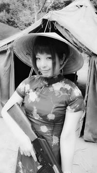 【ベトベト】白黒写真