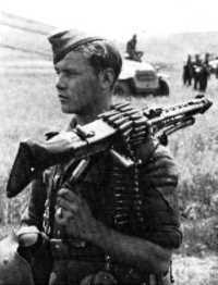 MG42 魔改造